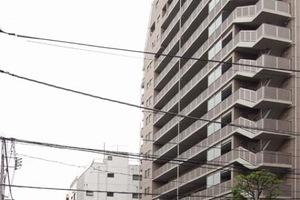 東急ドエルアルス浅草アクトタワーの外観