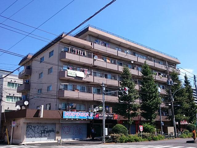 西蒲田パーソナルハウスの外観