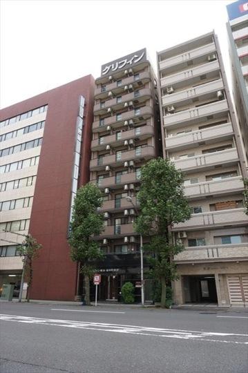 グリフィン横浜桜木町駅前の外観