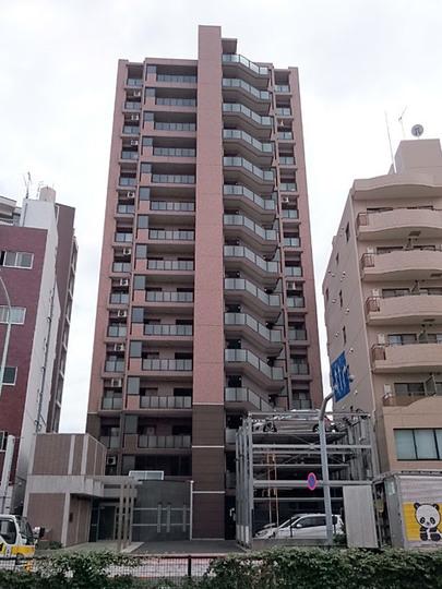 グランイーグル蒲田ネオハートの外観