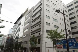 麹町駅プラザの外観