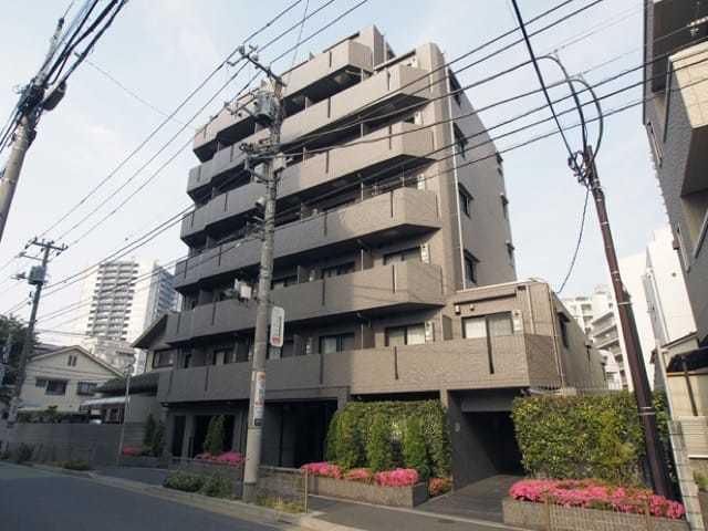 ルーブル大塚弐番館の外観