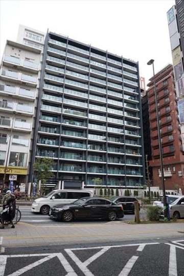 シティハウス成増駅前の外観