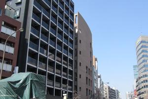 ガーラアヴェニュー渋谷の外観
