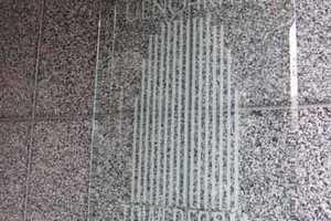 レーベンシティオ上野入谷タワーフォルムの看板