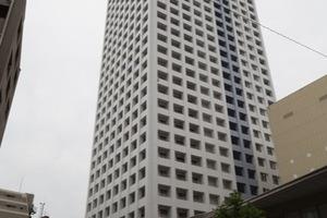 ディアマークスキャピタルタワーの外観