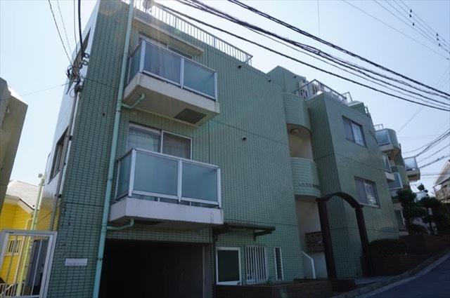 ヒルズ蒔田2番館