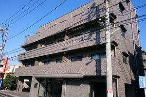ルーブル東蒲田6番館の外観
