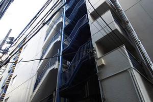第2刀川ビルの外観