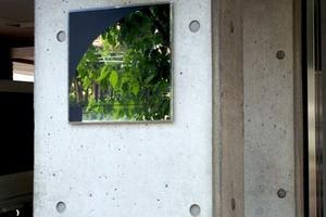 桜坂ハウスの看板