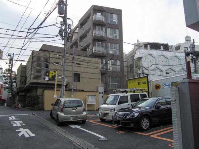 レガリアヒルズ渋谷道玄坂の外観