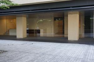 パークハウス麻布霞町のエントランス
