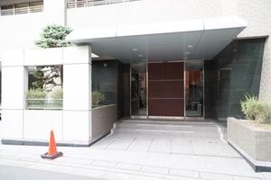 パークハウス笹塚アーバンスのエントランス