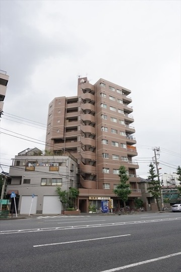 GSハイム川崎浜町の外観