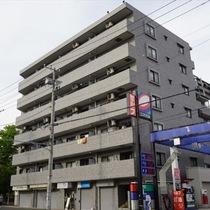 ライオンズマンション横浜蒔田