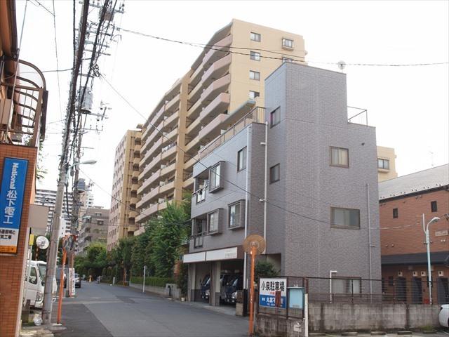 パセオ東京イーストの外観