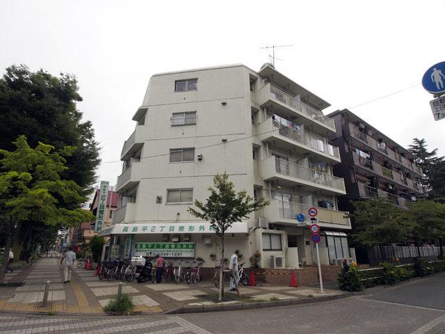 高島平ホワイトコーポラス