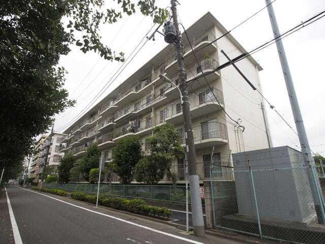 東武高島平サンライトマンションの外観