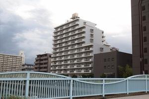 東建ニューハイツ元加賀の外観