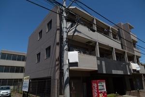 グランフォース富士見台の外観
