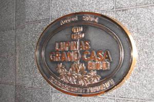 ルピナスグランドカーサ西巣鴨の看板