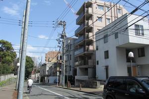 ザパームス渋谷常盤松の外観