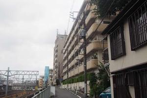 パールマンション東十条の外観