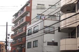 モナークマンション上野の外観