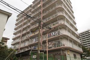 隅田グリーンマンションの外観