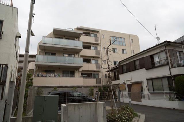 アージョ桜新町の外観