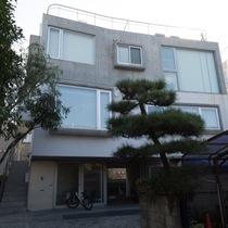 世田谷のテラスハウス