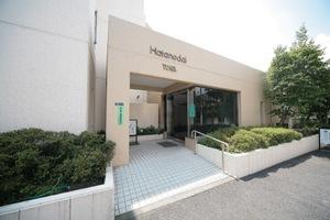 藤和旗ノ台コープのエントランス
