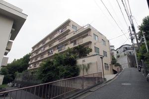 板橋SYマンションの外観