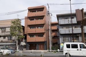 ドルチェ笹塚壱番館の外観