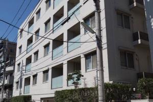 クオリア桜新町の外観