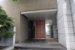 コスモ板橋小豆沢のエントランス