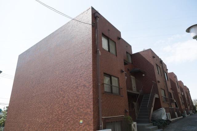 成城学園サマリヤマンションの外観