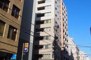 レフィール日本橋本町の外観