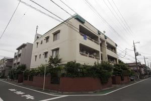 グレース東武第2高島平の外観