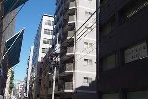 グランスイート東京の外観