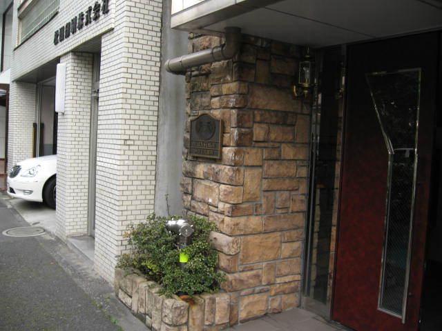 メインステージ神田佐久間町の看板