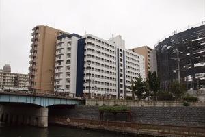 小名木川ハウスの外観