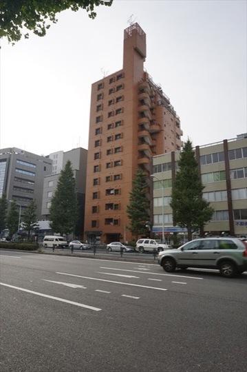 朝日マンション麻布三ノ橋の外観