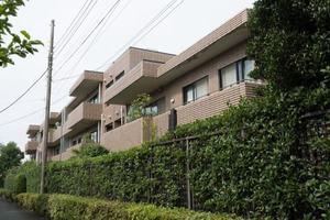 藤和マノワール用賀台の外観