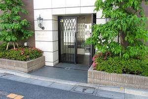 セジョリ江戸川橋のエントランス
