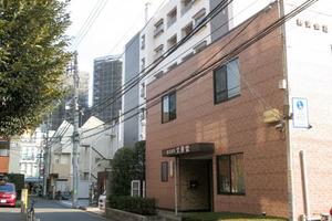 鶴ハイム笹塚の外観