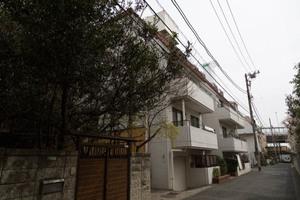 光建ハイムブリリアンス桜新町の外観