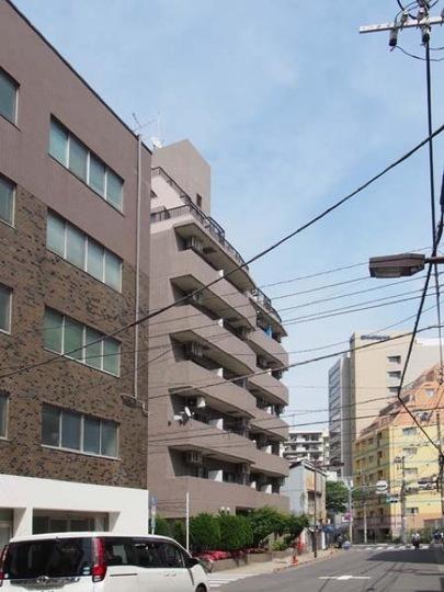 東建シティハイツ上野の外観
