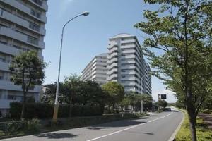 さくらマンション小松川の外観
