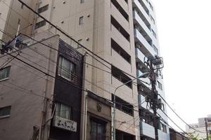 スカイコート銀座東壱番館の外観
